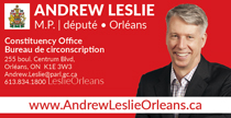 Leslie Andrew MP