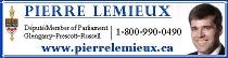MP Pierre Lemieux