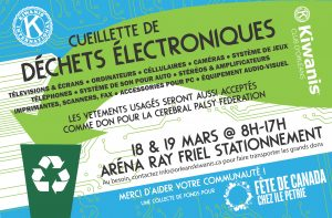 ewaste collection flyer-fr